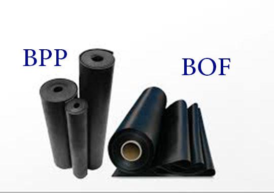 ایزوگام BOF و BPP